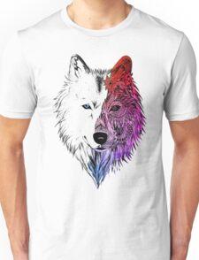 WOLF MANDALA Unisex T-Shirt