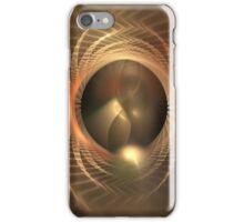 Peach Spider iPhone Case/Skin