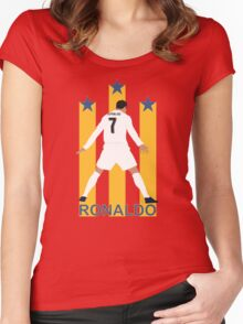 Ro Women's Fitted Scoop T-Shirt