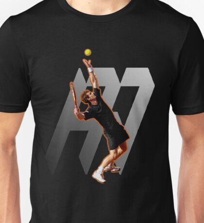 Andy Murray #1 on top of the world Unisex T-Shirt