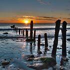 Sandsend Sunrise by © Steve H Clark Photography