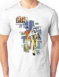 Air French Band, Moon Safari Unisex T-Shirt