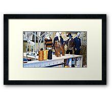 Sartoria Framed Print