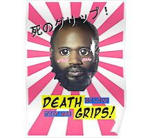 Death Grips - No Love Desu Web Poster
