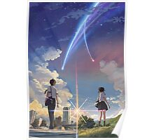 Kimi No Na Wa - Poster size Poster