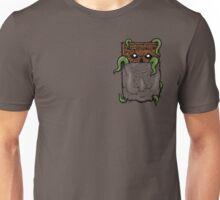 Pocket Necronomicon Unisex T-Shirt