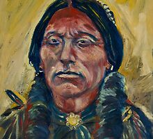 Quanah Parker by itchingink