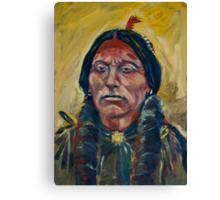 Quanah Parker Canvas Print