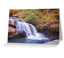 Ramsey Creek, South Carolina Greeting Card