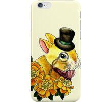 Top Hat Bunny iPhone Case/Skin