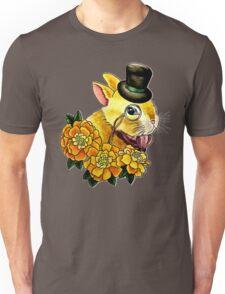 Top Hat Bunny Unisex T-Shirt