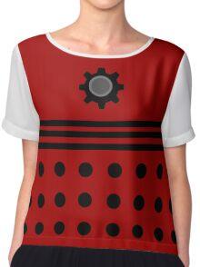 Its a Dalek Cosplay Chiffon Top