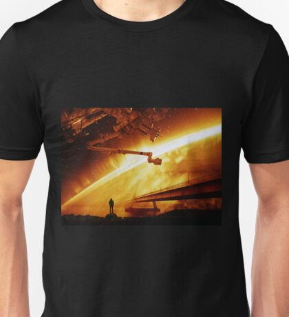 Red Sun Chronicle Unisex T-Shirt