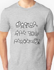 Dafuq are you Reading? V.1 T-Shirt