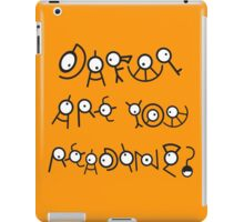 Dafuq are you Reading? V.1 iPad Case/Skin