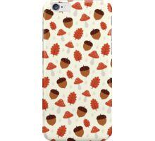 Autumn Treasures iPhone Case/Skin