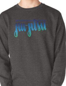 Jiu-Jitsu Handlettered Ombre Pullover