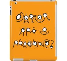 Dafuq are you Reading? V.2 iPad Case/Skin