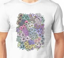 A Bevy of Blossoms Unisex T-Shirt