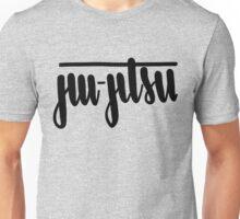 Jiu-Jitsu Handlettered Unisex T-Shirt
