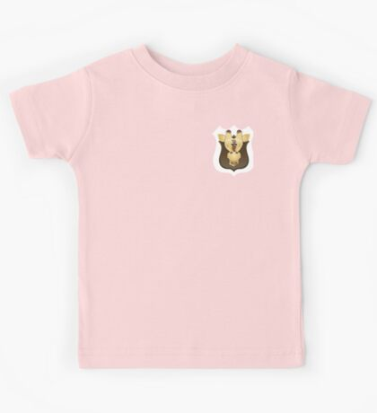 Zoo animals wildlife - Giraffe Kids Tee