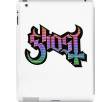 GHOST - church windows iPad Case/Skin