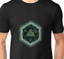 The All-Seeing Die Unisex T-Shirt