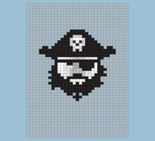 Mr. Pirate Kids Clothes