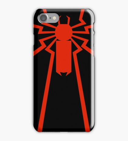 Thundering Spider iPhone Case/Skin