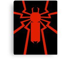 Thundering Spider Canvas Print