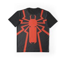 Thundering Spider Graphic T-Shirt