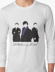 221Believe Long Sleeve T-Shirt