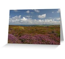 The Beauty of Gweedore - Co. Donegal Greeting Card