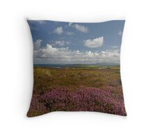 The Beauty of Gweedore - Co. Donegal Throw Pillow