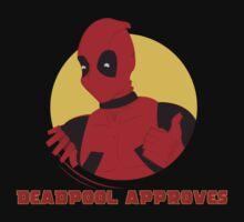 Deadpool Approves Kids Clothes