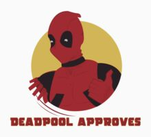 Deadpool Approves by beckahbug