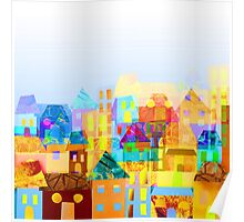 Paper town (Mixed) Poster