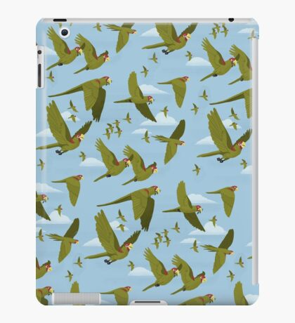 Parakeet Migration iPad Case/Skin