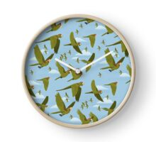 Parakeet Migration Clock