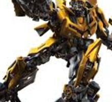 Transformers (Bumblebee) Sticker