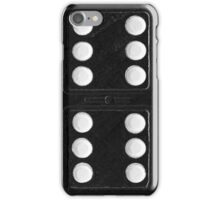Domino Double Six iPhone Case/Skin