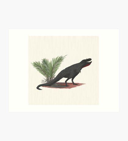 Gorgosaurus Art Print