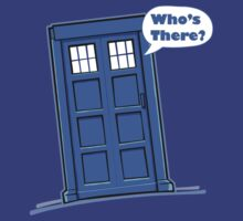 Who's There? T-Shirt