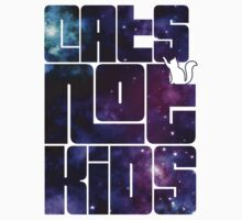 Cats, Not Kids by AABDesign