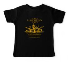 Lovecraftian - R'lyeh Whiskey Gold Label Baby Tee
