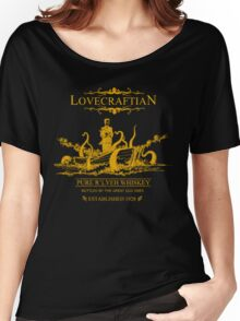 Lovecraftian - R'lyeh Whiskey Gold Label Women's Relaxed Fit T-Shirt