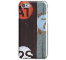 Noisy Gusto iPhone Case/Skin