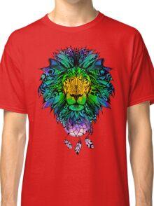 COOL LION MANDALA Classic T-Shirt