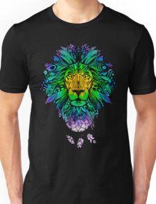 COOL LION MANDALA Unisex T-Shirt