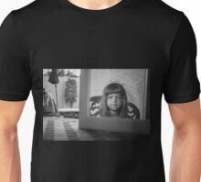Reflections of a Baby Face Unisex T-Shirt